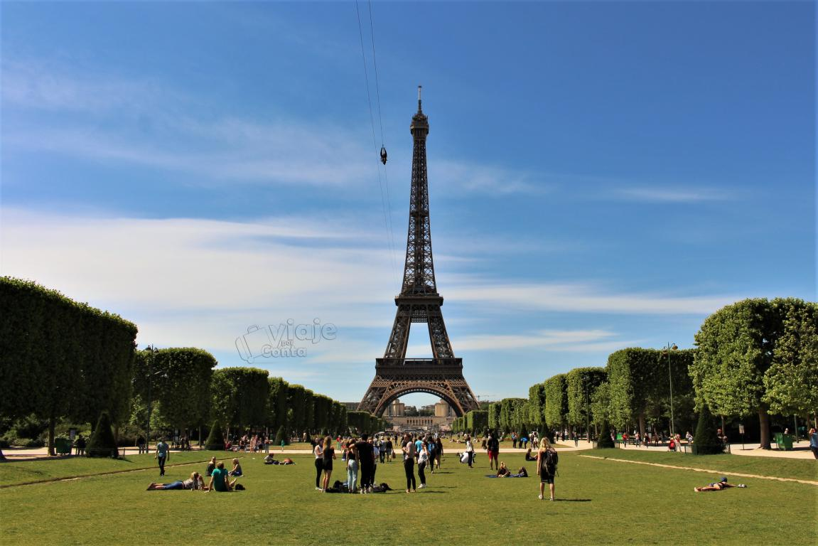 Conhecido Conheça as principais atrações de Paris e saiba como visitar a  QS41